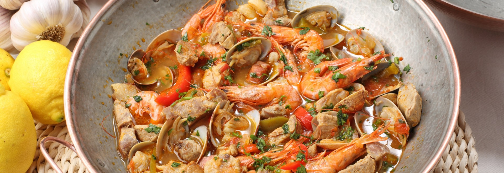 cataplana de marisco do algarve